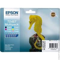 Набор Картриджей Epson C13T04874010
