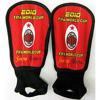 Щитки футбольные FB-0570