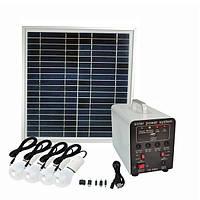 Сонячна домашня система електроенергії 15Вт
