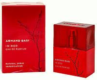 In Red – Armand Basi Парфюмированная вода женская 50мл