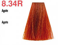 Стойкая краска для волос № 8.34R - Агат Nouvelle Smart 60 мл