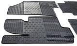 Резиновые передние коврики в салон Kia Sportage III (SL) 2010-2016 (STINGRAY) , фото 2