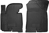 Полиуретановые передние коврики для Kia Sportage III (SL) 2010-2016 (AVTO-GUMM)