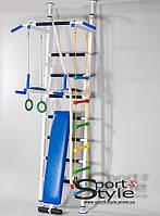 Шведская стенка ТИНЕЙДЖЕР- спортивный уголок для детей, подростков и взрослых