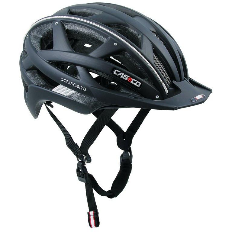Велошлем Casco CUDA black matt (MD)