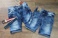 Джинсовые шорты для мальчиков 4 года