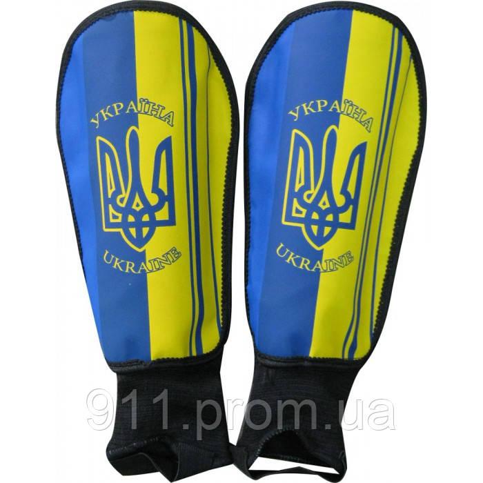 Щитки футбольные  Украина FB-4071
