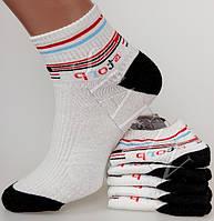 Мужские короткие носки 5-5. В упаковке 12 пар