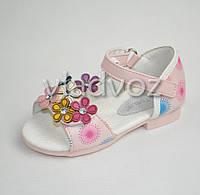 Босоножки сандалии для девочки 6 цвет Tom.M 20р.