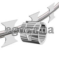Колючая проволока Егоза Кайман 3,9 мм