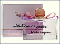 Signorina – Salvatore Ferragamo Парфюмированная вода женская 50мл