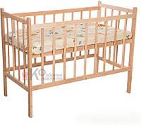 Кроватка детская стационарная