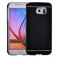 Чехол Motomo Line Series для Samsung Galaxy S6 G920F/G920D Duos Black