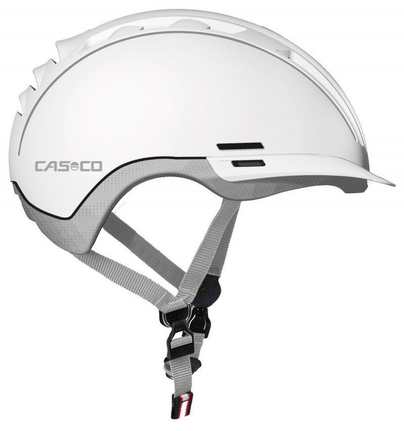 Велошлем Casco Roadster white, M 58-60, L 60-63 (MD)