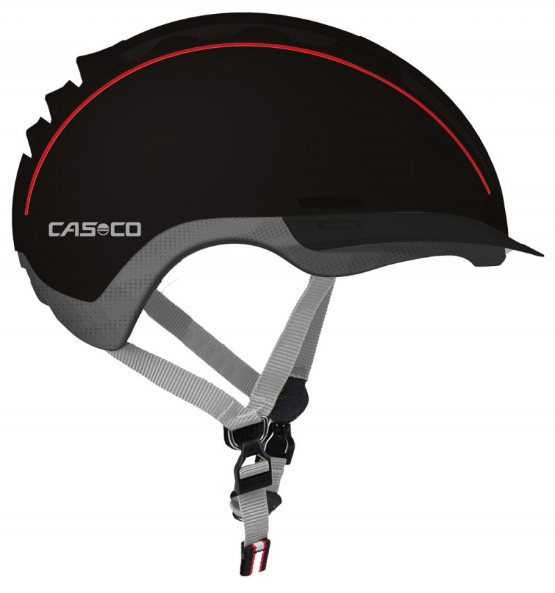 Велошлем Casco Roadster TC black (MD)