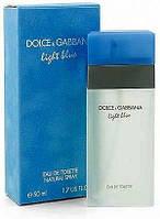Light Blue – Dolce & Gabbana Парфюмированная вода женская 50мл
