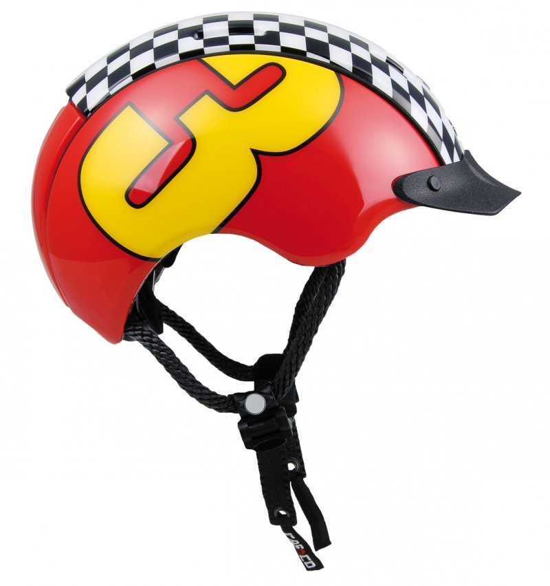 Велошлем детский Casco Mini Generation Racer 3, XS (44-48) (MD) 44-50