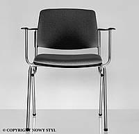 Офісний стілець Isit arm chrome Новий Стиль / Офисный стул Isit arm chrome