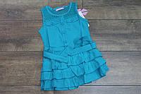 Платье для девочек 4 и 6 лет