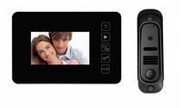 Видеодомофон цветной Jeeja (HK) JS-438RO (комплект)