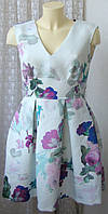 Платье красивое модное шикарное Closet р.46 6612