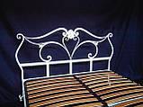 Кованые кровати. Кровать ИК 049, фото 4