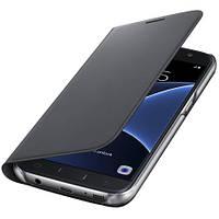 Чехол Samsung Flip Wallet Orig для Samsung Galaxy S7 G930 Black