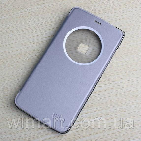 Оригинальный чехол флип на Elephone P8000 Grey.