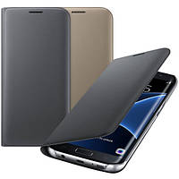 Чехол Samsung Flip Wallet для Samsung Galaxy S7 Edge G935 Black