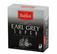 Чай черный Earl Grey Super Bastek, 100 пак, фото 2