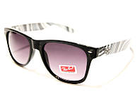 Солнцезащитные очки Ray Ben Retro 2140 С3 SM 02733, стильные молодёжные солнцезащитные очки