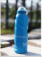 Велофляга спортивная пластмассовая Roswheel / Sahoo 51398-BLU