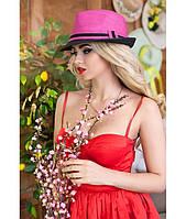 Модная соломенная шляпа 1572