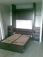 Подъемные откидные кровати