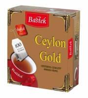 Чай черный Ceylon Gold  Bastek, 100 пак, фото 2