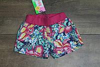 Катоновые шорты для девочек 4 года