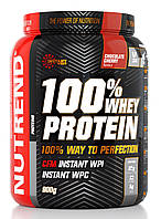 Сывороточный протеин Nutrend 100% Whey Protein 900g