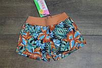 Катоновые шорты для девочек. 4 и 6 лет