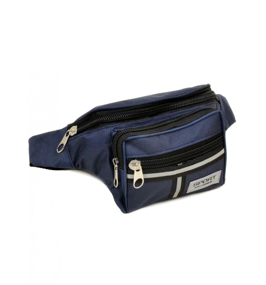 2bf5bf7046cb Мужская сумка на пояс Синяя - Сувениры и бижутерия в магазине подарков Поле  Чудес в Киеве