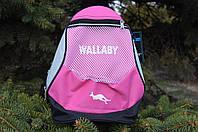 Молодёжный, городской рюкзак Wallaby