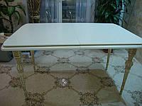 Изготовление столов с резными ножками