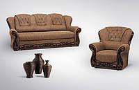 Гарнитур мягкий Версаль (диван + 2 кресла)