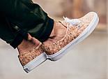 Кеды Vans authentic cork (унисекс). (Реплика ААА+), фото 3