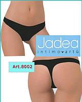Трусы Jadea  Intimo 8002 perizoma черные
