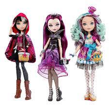 Куклы Ever After High