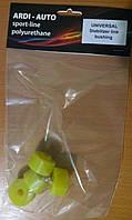 Втулка стойки стабилизатора Дэу Ланос / Daewoo Lanos полиуритановая (комплект)