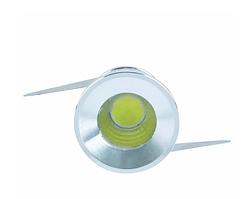 Встраиваемый светодиодный светильник Feron  G771 3W