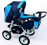 Детская удобная коляска