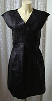 Платье черное бандажное Glamorous р.44-46 6620