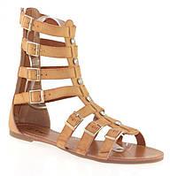 Женские сандали GLADIATORKI CAMEL